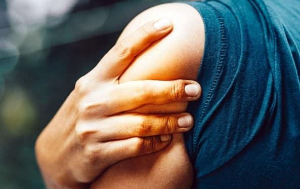 انواع درد کتف و شانه درمان درد کتف چپ و راست بدون جراحی