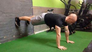 تفویت عضلات مرکزی بدن