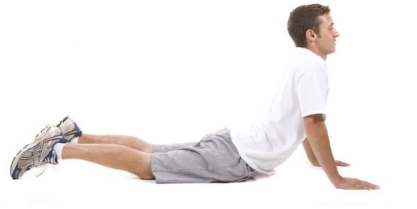 درمان کمردرد با تمرینات حرکتی