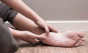 درد پاشنه پا نشانه چیست؟ درمان درد پاشنه پا بدون جراحی