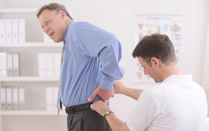 درمان درد پایین کمر