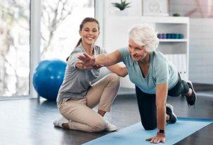 درمان کمردرد با ورزش (10 حرکات اصلاحی مناسب برای کاهش درد کمر )