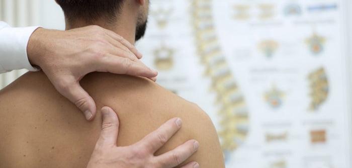 درمان بیماری های گردن بدون جراحی