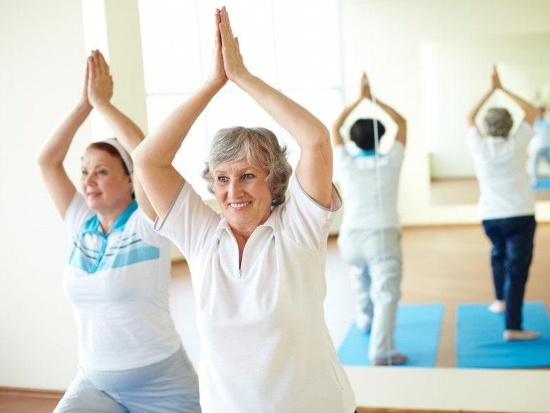 ورزش در درمان پوکی استخوان