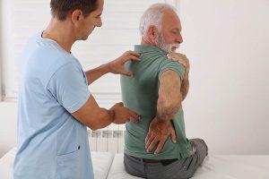 کاهش درد تنگی کانال نخاعی کمر یا گردن بدون جراحی (فیزیوتراپی، دارو)