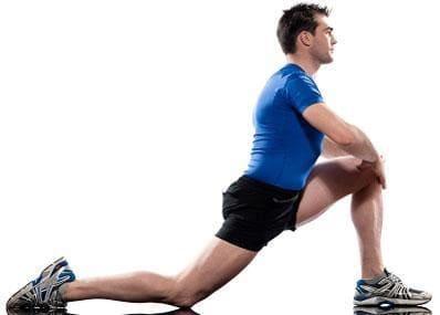 تمرین کشش عضله چرخاننده ران برای درمان دیسک کمر
