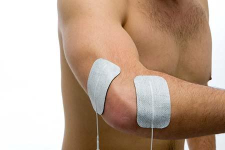 درمان آرنج گلف بازان با فیزیوتراپی