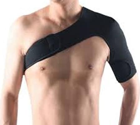 درمان آرتروز و ساییدگی مفصل شانه با بریس