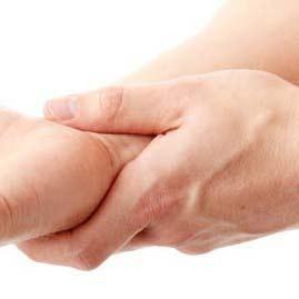 علت کشیدگی و رگ به رگ شدن مچ دست و درمان آن