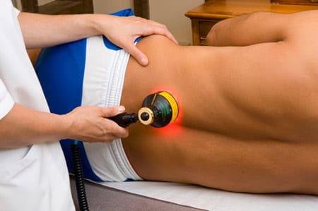 لیزر درمانی سیاتیک
