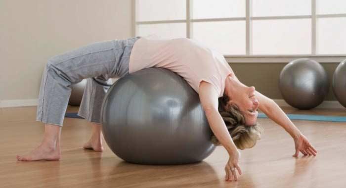 ورزش و نرمش برای درمان درد دیسک کمر